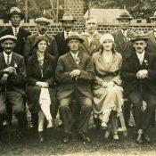 Feestcommissie 1932 – beter – in beeld