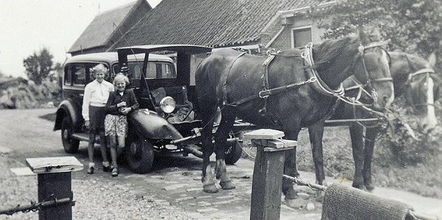 Sipke Zoodsma in WOII gered door een SS-er