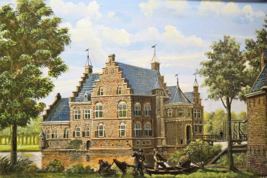 Staten en Stinzen in Friesland