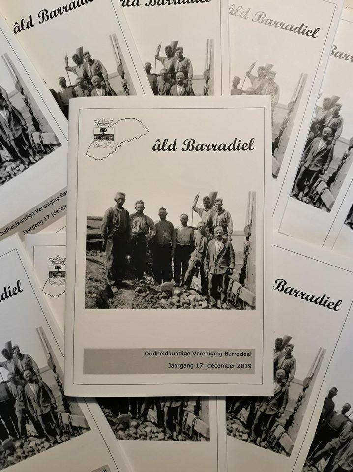 Decemberuitgave Oudheidkundige Vereniging Barradeel