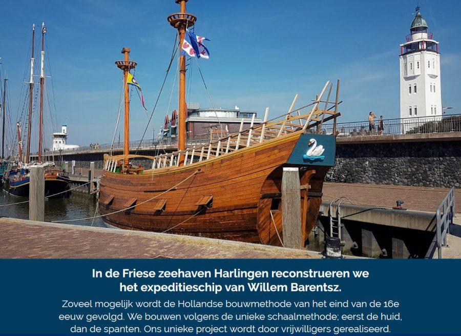 Uitnodiging lezing Oudheidkundige Vereniging Barradeel (in Minnertsga)