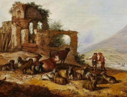 Jacobus Sibrandi Mancadan: kunstschilder en ondernemer (deel I)