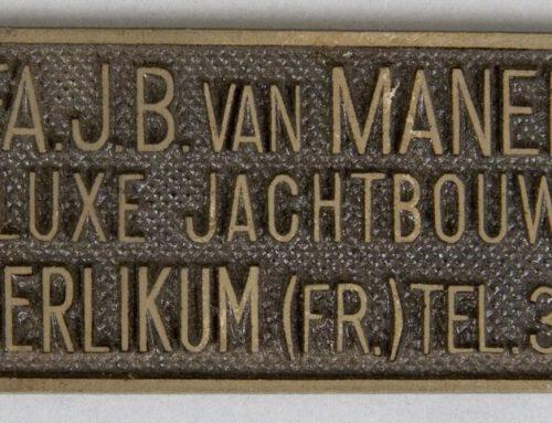 Helling van Van Manen stond in de Bouwhoek best bekend