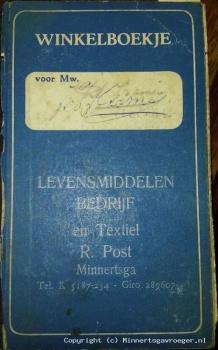 Winkelboekje