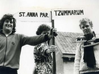 Dorpsfeest 1976