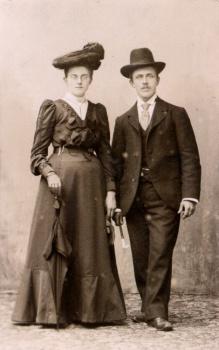 Echtpaar Miedema - Wierda
