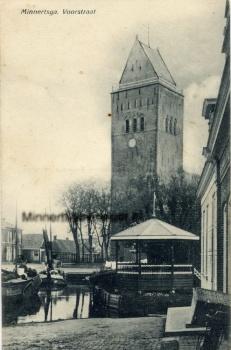 Minnertsgea omstreeks 1926