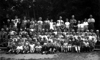 Schoolreisje 1969