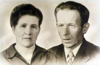 Echtpaar Spoelstra - Van der Meulen