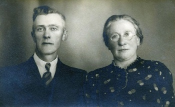Echtpaar Meersma - Jensma