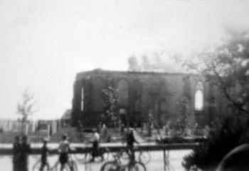 Kerkbrand 3 juni 1947