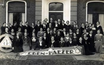 Vereniging Christelijke Meisjes Eben Haëzer