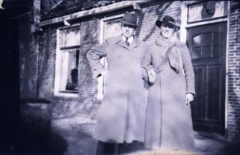Willem Jetses Hogerbuis en Tjitske Haima