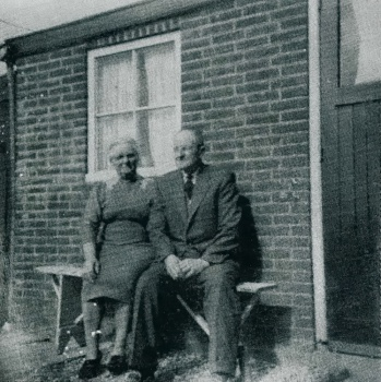 Echtpaar Jensma - De Vries