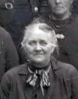Dame onbekend