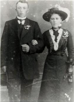 Echtpaar Faber - Zwart