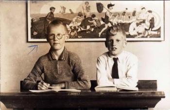 Jan Bergsma en Chris Schotanus