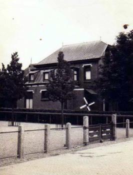Schoolhuis van de Christelijke Lagere School