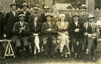 Feestcommissie 1931