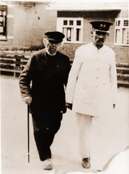 Vader en zoon Knol