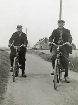 Pieter de Groot en Johannes Mulder