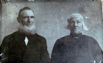 Echtpaar De Roos - Westerbeek
