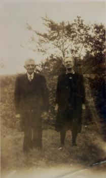 Echtpaar Nammensma-Wassenaar