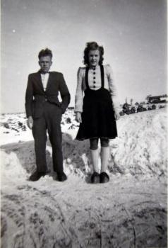 Anne en Pietje Jensma