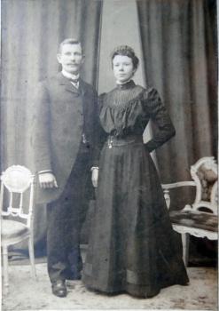 Echtpaar Aalbers - De Roos