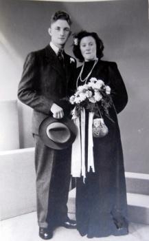 Echtpaar De Roos - Joostema
