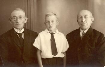 Jan, Jacob en Jacob Zoodsma
