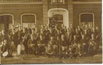 Fanfarekorps Oranje