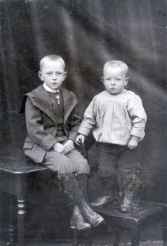 Pieter en Jacob Winsemius
