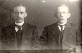 Albert en Bernardus Winsemius