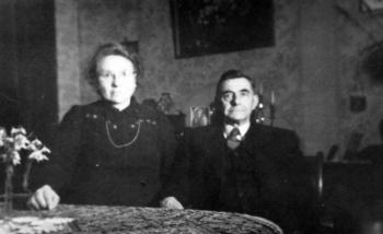Echtpaar Koopmans - Tuinhof