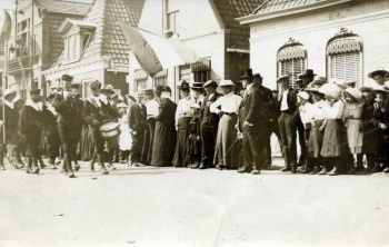 Dorpsfeest 1921