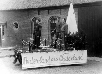 Bevrijdingsfeest 1945