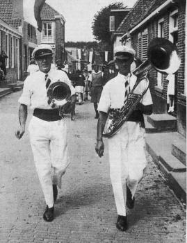 Broers Hibma (muziekkorps Oranje)