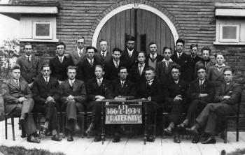 Christelijke Jongeren Vereniging Fraternitas