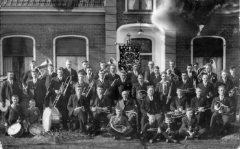 Christelijk Muziekkorps Oranje