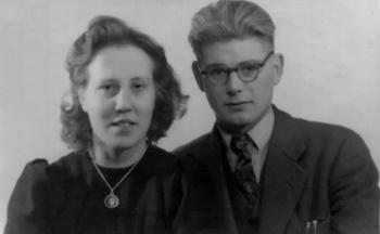 Gijsbert Dirk Boomsma en Aaltje Kuiper