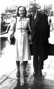 Gijsbert D. Boomsma en Aaltje Kuiper