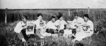 Familie Haasma en Kramer (Canada 1928)
