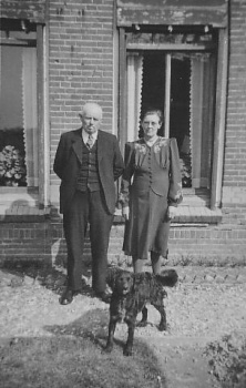 Echtpaar De Roos - Lautenbach