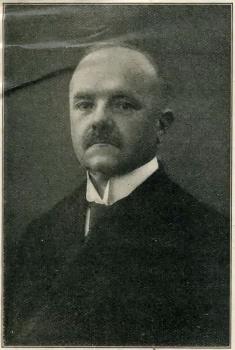 Ds. S. van der Wal, Geref. predikant