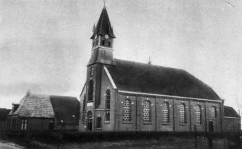 Tilledyk, Gereformeerde kerk 1935