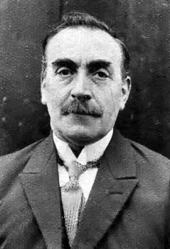 Minne Vis (1879-1964) postkantoorhouder