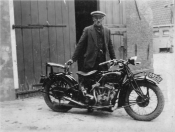 Sjoerd Bekius (1883-1966)