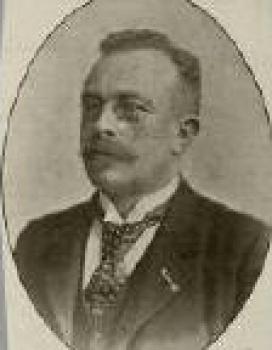 Baron Johan Sippo van Harinsxma thoe Slooten