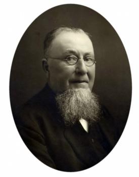 Simon  Lammerts Brouwers (1848-1926)